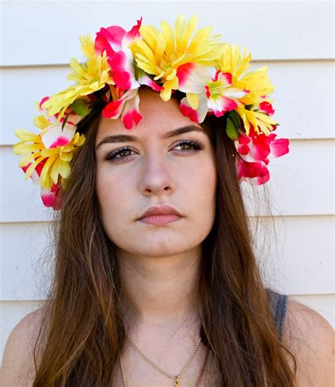 how to make a flower crown diy projects craft ideas how to s for home decor with