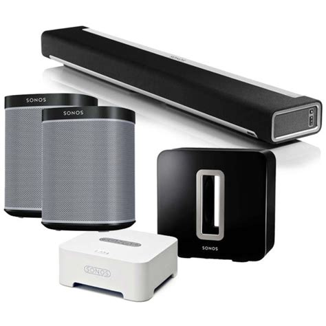 sonos home theatre bundle electronics thehut