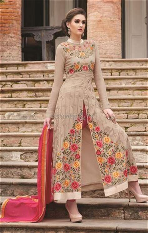 Handmade Embroidery Designs Suits - buy designer salwar kameez with embroidery designs