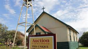Auction Australia Shrinking Congregation Leads To Seaspray Church Sell