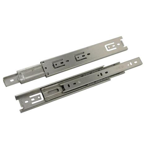 8200mm mini bearing drawer slide 3 folds tvoya