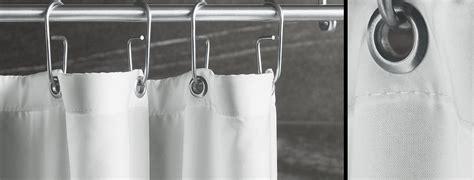 duschvorhang schwer duschvorh 228 nge phos edelstahl design