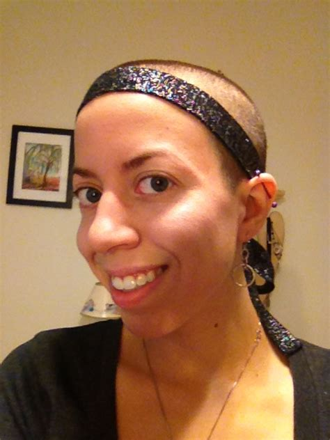 bald woman 2014 10 thoughts on my time as a bald woman so far