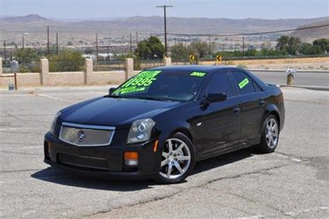 Cadillac Cts 2005 Price by 2005 Cadillac Cts For Sale Carsforsale