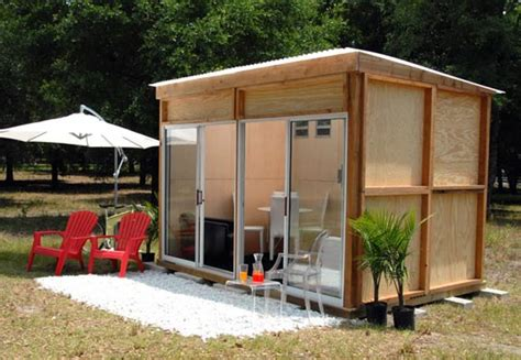 Modern Tool Shed The Modern Compact Tool Shed Cool Shed Design