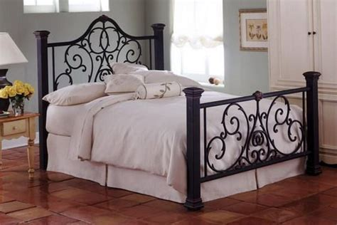 Wrought Iron Bed Frame by 17 Best Images About Wrought Iron Beds On