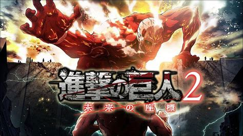 attack on titan 11 new playable attack on titan 2 characters revealed