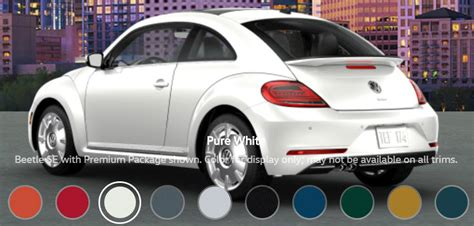 2018 vw beetle colors what are the paint color options for the 2018 vw beetle