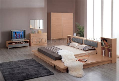 designer bedroom sets china modern bedroom furniture sets flat bed sz bf095