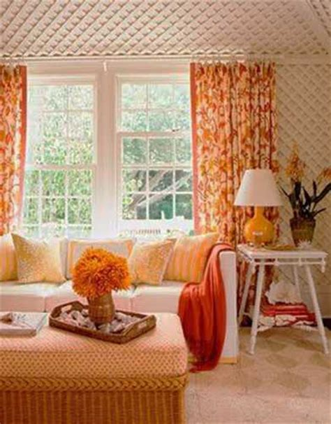 decorating with color 15 bright fall decorating ideas warming home interiors