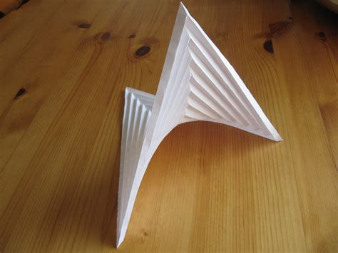 How To Make Origami Figures - origami figures 02 parabola by jezzerz219 on deviantart