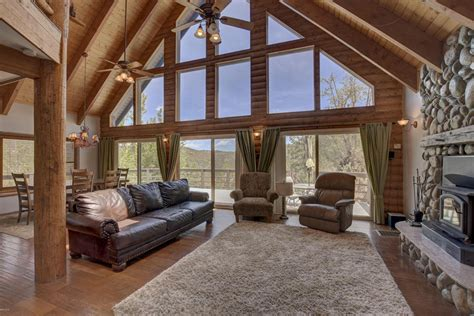 Cabins In Mayer Az by 6 Log Cabin Homes For Sale Right Now Trulia