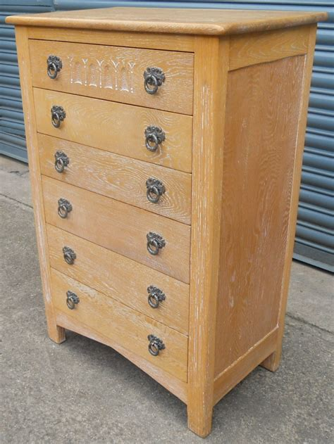 tall shallow chest of drawers sold limed oak tall narrow chest of drawers