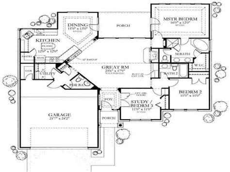 1500 Sq Ft House Floor Plans 1500 Sq Ft House Floor Plans 1500 Sq Ft One Story House Plans House Plan 1500 Sq Ft