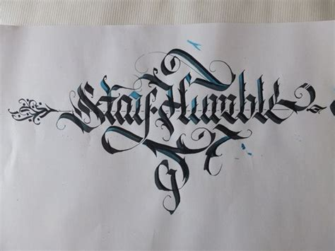 stay humble tattoos 424 best images about calligraphy letter on