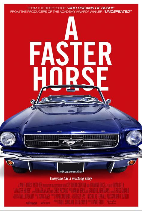 mustang documentary a faster the mustang documentary you ve been