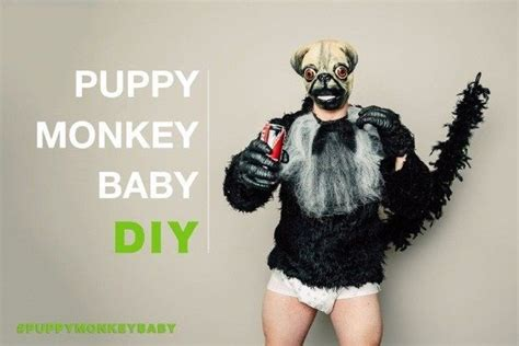 puppy monkey baby costume puppy monkey baby costume will make you doubt humankind al