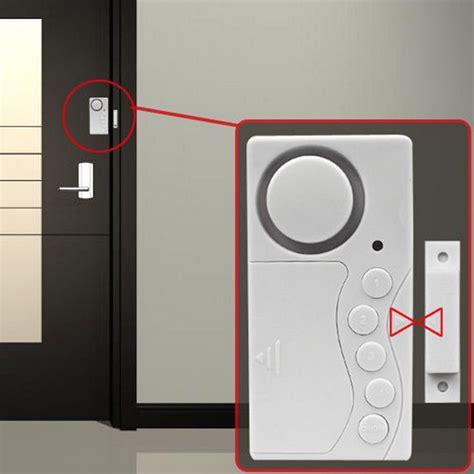 magnetic sensor wireless door window home security entry