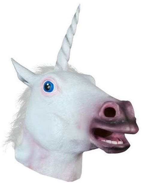 unicorn rubber st unicorn mask dons hobby shop