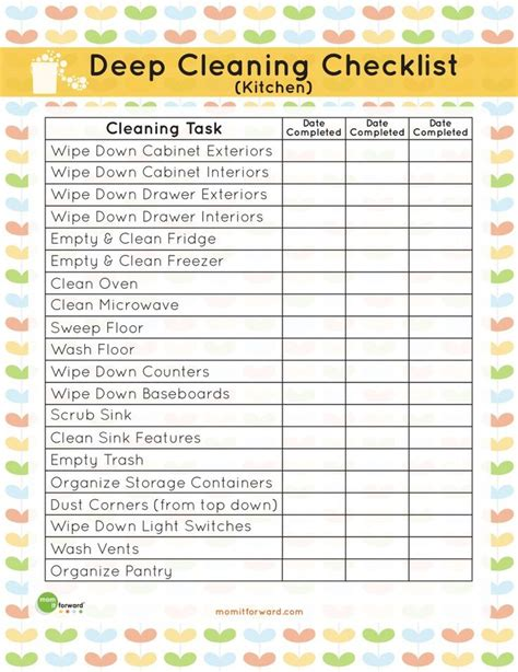 deep clean bathroom checklist 25 best ideas about deep cleaning schedule on pinterest deep cleaning lists