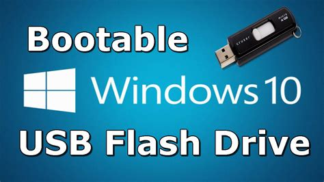 install windows 10 using bootc how to install windows 10 using bootable usb tech2post