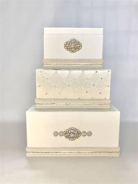 Wedding Gift Card Holder With Lock
