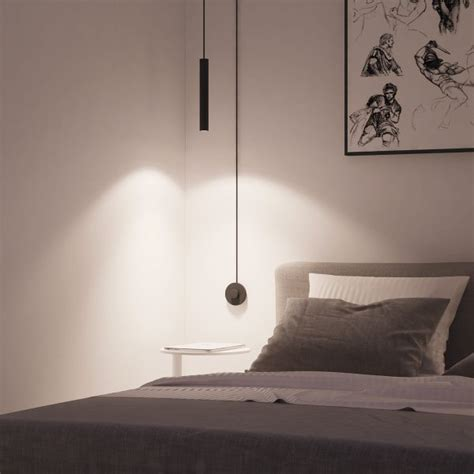Pendant Lighting Bedroom Bedroom Pendant Lights 40 Unique Lighting Fixtures That Add Ambience