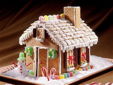 how to design a gingerbread house gingerbread house mrfood com