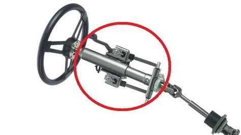 average steering column replacement cost