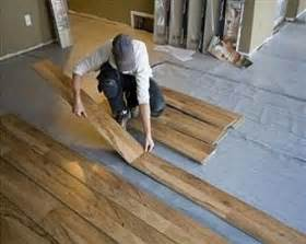 floating vinyl plank flooring installation contractor quotes