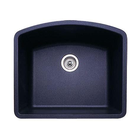 blanco granite kitchen sink blanco undermount granite 24 in single basin