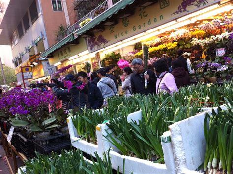 new year flower market singapore mongkok flower market new year flower inspiration