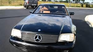 Mercedes Stuart Fl 1998 Mercedes Sl500 Hardtop Convertible For Sale At