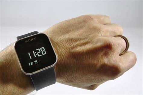 Sony Smartwatch Swr10 montre sony avis