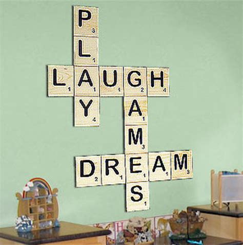 wall word decor challenge your interiors wall inspiration