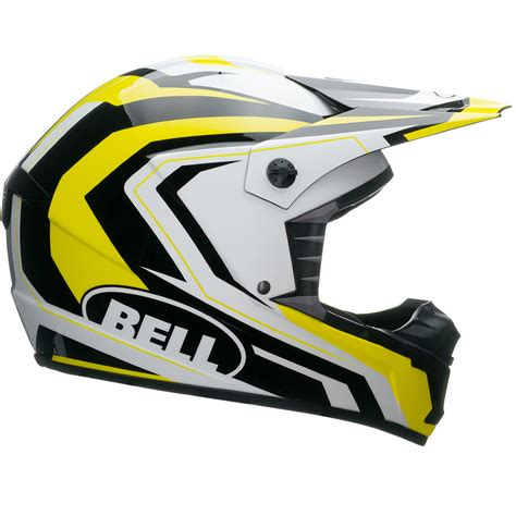 yellow motocross helmets bell sx 1 yellow motocross helmet mx cross motox