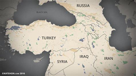 russia turkey map турска сирија и будућност евроазије katehon think tank