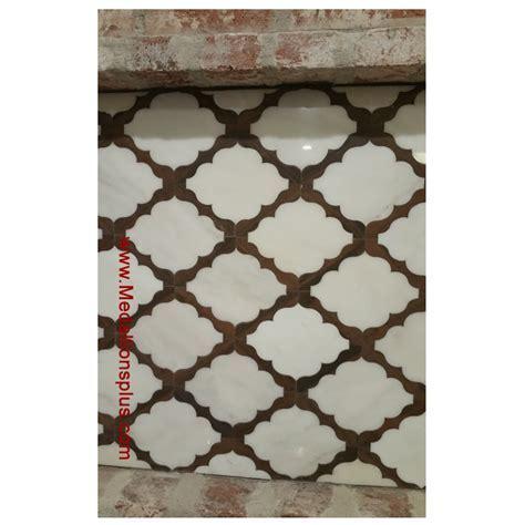 Waterjet Tile   Design 30 Marble   Wood Porcelain A