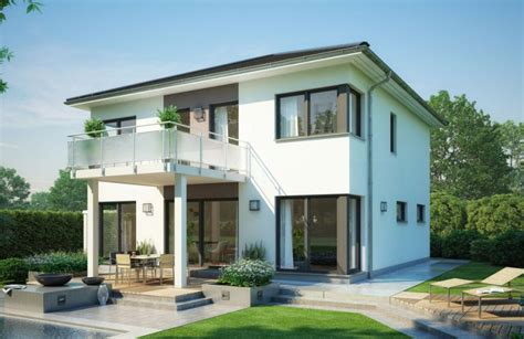 Stadtvilla 300 Qm by Stadtvilla Centro Khc Bautr 228 Ger Gmbh Massivhaus De