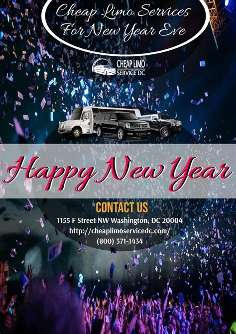 limo services near my location cheap limo services for new year 800 371 1434