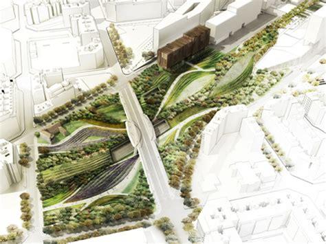 Landscape Architecture La Progettazione Urbana E Verde Pubblico Il Parco Lineare La