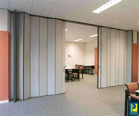 retractable wall folding wall phonic parthos