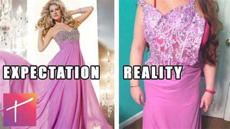 dress shopping 15 prom dress shopping fails