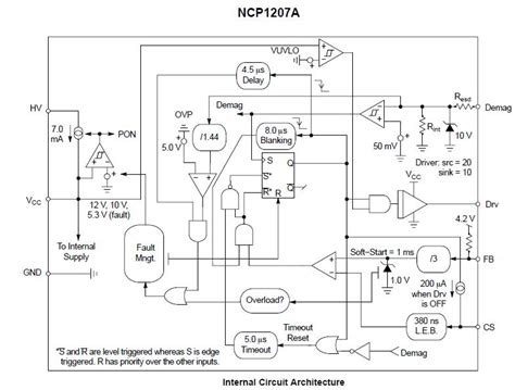 Ncp1207a ncp1207a original supply us 0 6 1 ons on