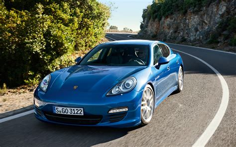 How Much Is A Porsche Panamera Porsche Range Extension In Panamera S Hybrid