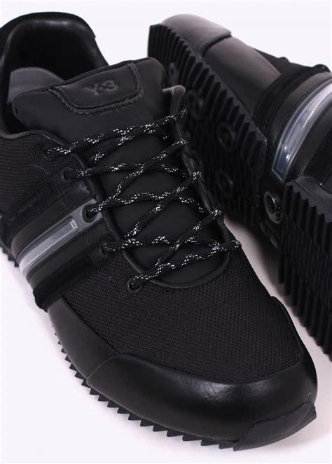 Sepatu Premium Adidas Y3 Yohji Yamamoto y3 adidas yohji yamamoto sprint trainers black y3 adidas yohji yamamoto from