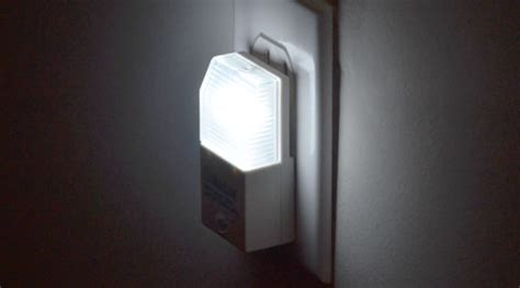 in nightlights faceplate embedded with leds offers smart alternative to