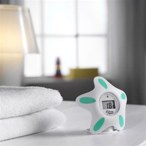 bath and room thermometer tommee tippee closer to nature bath and room thermometer kiddicare