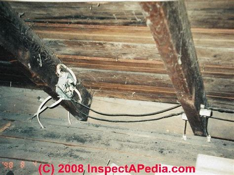 electrical wiring in old houses old house wiring inspection repair electrical grounding knob tube electrical