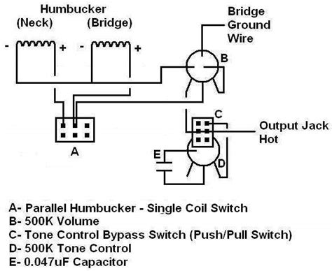 humbucker wiring 23 wiring diagram images